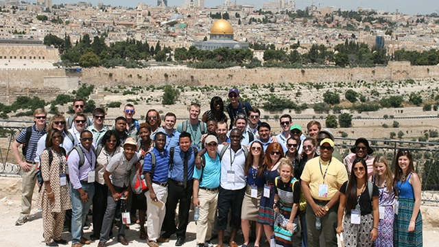 Milstein Foundation Campus Allies Mission to Israel